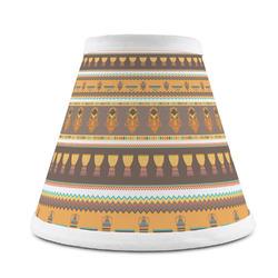 African Masks Chandelier Lamp Shade