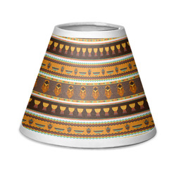 African Masks Chandelier Lamp Shade