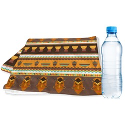 African Masks Sports & Fitness Towel