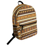 African Masks Student Backpack