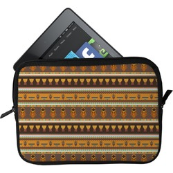 African Masks Tablet Sleeve