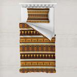 African Masks Toddler Bedding