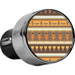 African Masks USB Car Charger