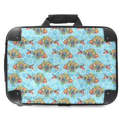 Mosaic Fish Hard Shell Briefcase