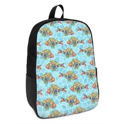Mosaic Fish Kids Backpack