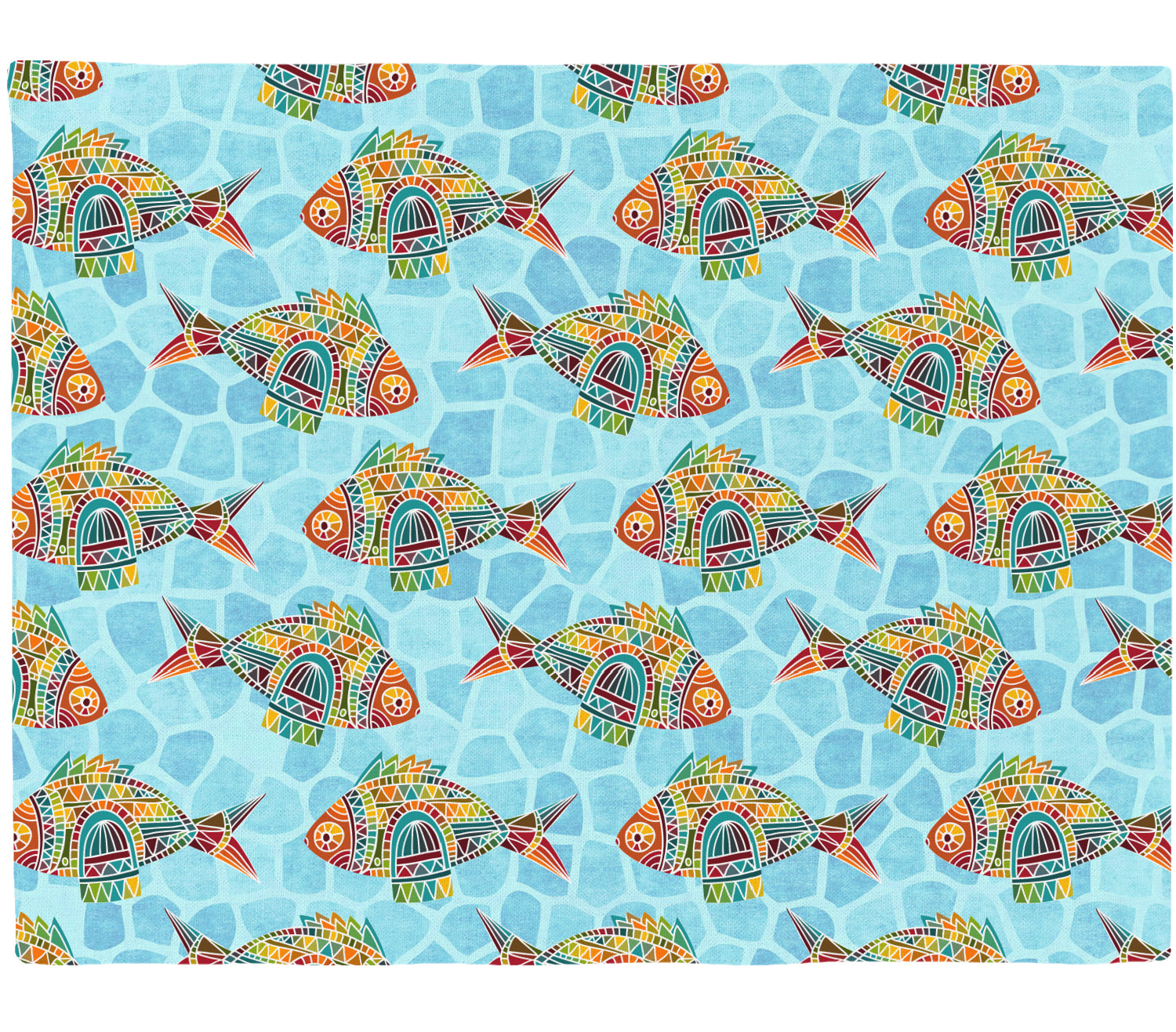 how to make fabric fish
