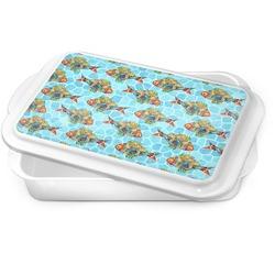 Mosaic Fish Cake Pan (Personalized)