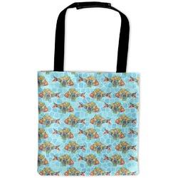 Mosaic Fish Auto Back Seat Organizer Bag (Personalized)