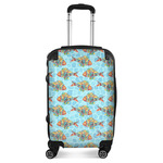 Mosaic Fish Suitcase (Personalized)