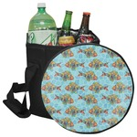 Mosaic Fish Collapsible Cooler & Seat