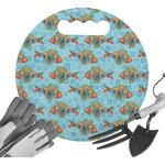 Mosaic Fish Gardening Knee Cushion