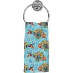 Mosaic Fish Hand Towel - Full Print (Personalized)