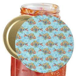 Mosaic Fish Jar Opener