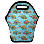 Mosaic Fish Lunch Bag