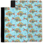 Mosaic Fish Notebook Padfolio