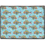 Mosaic Fish Door Mat