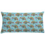 Mosaic Fish Pillow Case