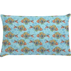 Mosaic Fish Pillow Case (Personalized)