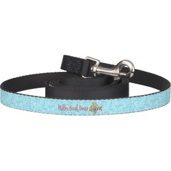 Mosaic Fish Pet / Dog Leash (Personalized)