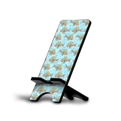Mosaic Fish Cell Phone Stands (Personalized)