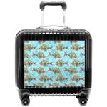Mosaic Fish Pilot / Flight Suitcase