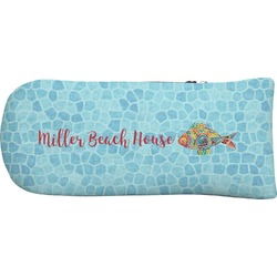 Mosaic Fish Putter Cover