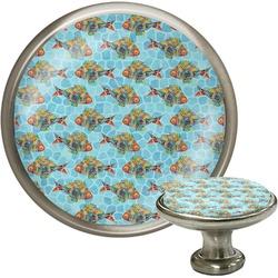 Mosaic Fish Cabinet Knobs