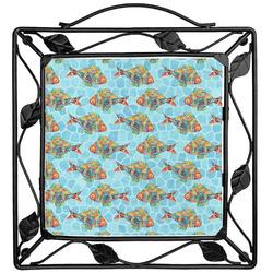 Mosaic Fish Trivet