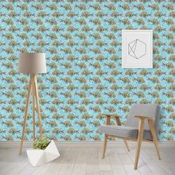 Mosaic Fish Wallpaper & Surface Covering