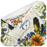 Sunflowers Baby Hooded Towel (Personalized)