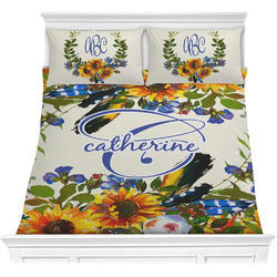 Sunflowers Comforters (Personalized)