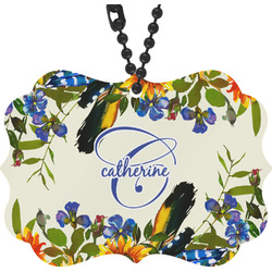 Sunflowers Rear View Mirror Decor (Personalized)