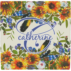 Sunflowers Ceramic Tile Hot Pad (Personalized)