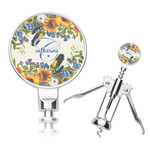 Sunflowers Corkscrew (Personalized)
