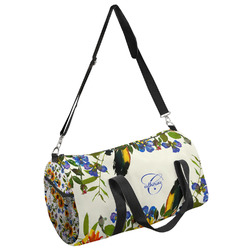 Sunflowers Duffel Bag (Personalized)