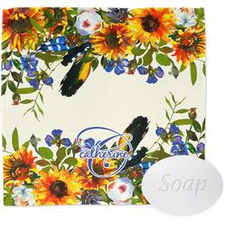 Sunflowers Washcloth (Personalized)