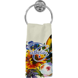 Sunflowers Hand Towel - Full Print (Personalized)