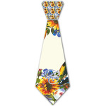 Sunflowers Iron On Tie - 4 Sizes (Personalized)