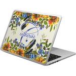 Sunflowers Laptop Skin - Custom Sized (Personalized)