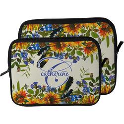 Sunflowers Laptop Sleeve / Case (Personalized)