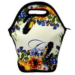 Sunflowers Lunch Bag (Personalized)