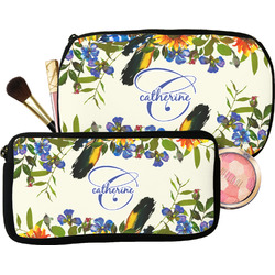 Sunflowers Makeup / Cosmetic Bag (Personalized)