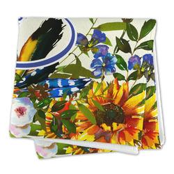 Sunflowers Large Microfiber Dish Rag (Personalized)