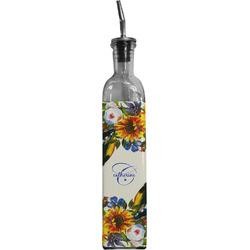 Sunflowers Oil Dispenser Bottle (Personalized)