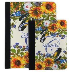 Sunflowers Padfolio Clipboard (Personalized)