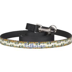 Sunflowers Pet / Dog Leash (Personalized)