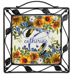 Sunflowers Trivet (Personalized)