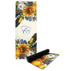 Sunflowers Yoga Mat (Personalized)