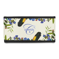 Sunflowers Leatherette Ladies Wallet (Personalized)