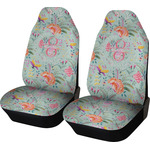 Exquisite Chintz Car Seat Covers (Set of Two) (Personalized)